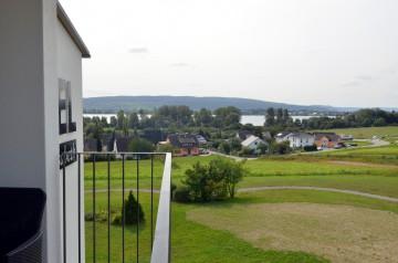 Vom Hotel St. Elisabeth den Blick auf den Bodensee geniessen