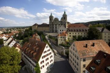 Die grösste Barockkirche nördlich der Alpen