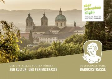 """Routenführer """"Oberschwäbische Barockstrasse"""""""