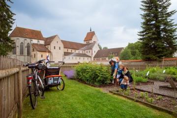 Hortulus-Kräutergarten auf der Insel Reichenau