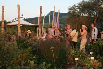 Am 8. September führt Syringa Inhaber Bernd Dittrich durch Deutschlands grössten Duftgarten