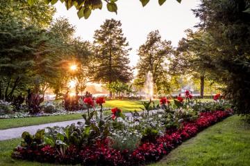 Lindenhofpark Lindau