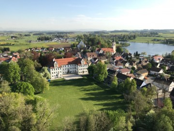 Das Neue Schloss Kisslegg