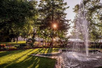 Bayerische Gartenschau in Lindau