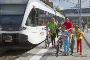 Ideal für Bike- und Fahrrad-Fans