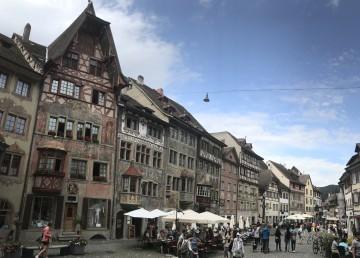 Ausflugsziel Stein am Rhein