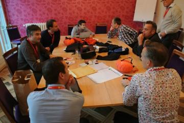 Gemeinsame Strategie- und Ideenentwicklung