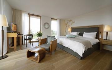 Ein Zimmer im Haus Verena des Hotel Gasthaus Hirschen