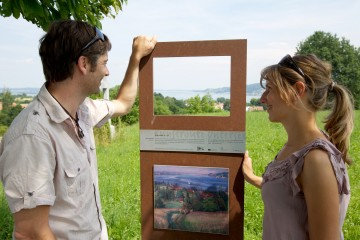 Kunst erkunden am westlichen Bodensee