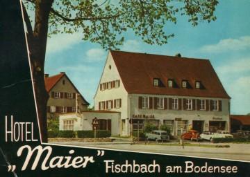 Herzliche Grüsse aus dem Hotel Maier