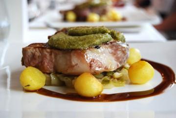 Kotelett vom Schwäbisch-Hällischen Landschwein
