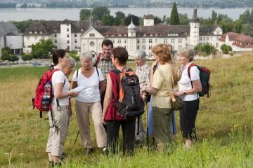 Traumhafte Kulisse für Wanderer