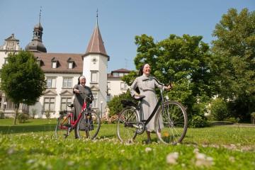 Die Schwestern des Kloster Hegne