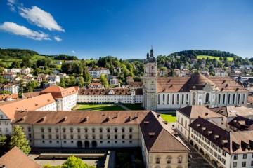 Weltkulturerbe Stiftsbezirk St. Gallen