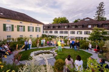 Abendführung durch die Arenenberger Gartenwelt