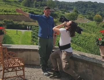 Tim Mälzer im Napoleonschloss