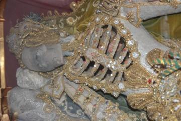 """""""Heiliger Leib"""" in der Pfarrkirche St. Gallus und Ulrich in Kisslegg"""