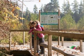Auf Erkundungstour im NaturThemenPark