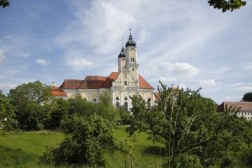 Klosterkirche in Roggenburg