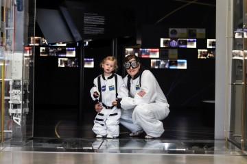 Museum für Weltraum-Freunde