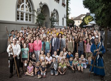 Radolfzell feiert 750. Geburtstag!