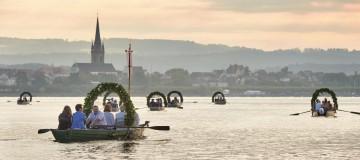 Hausherrenfest in Radolfzell vom 14. bis 17. Juli 2017