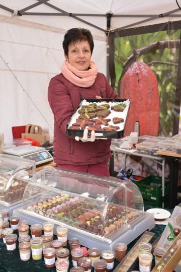 Schokoladenmarkt in Radolfzell
