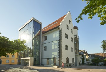 Die Stadtbibliothek im Österreichischen Schlösschen