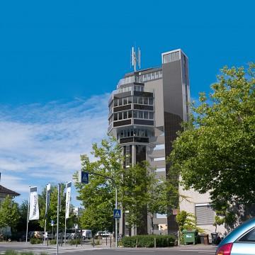 Der aqua Turm