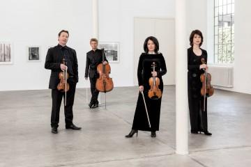 Das Minguet Quartett
