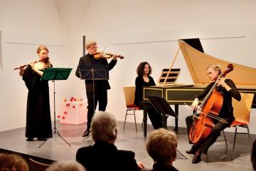 Das Alte-Musik-Ensemble der Südwestdeutschen Philharmonie