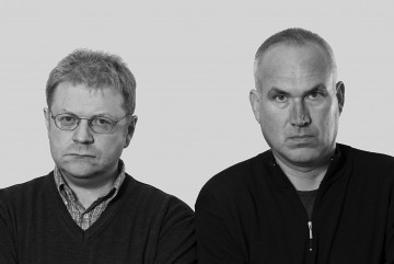 Achim Greser und Heribert Lenz