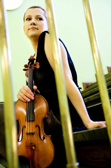 Solistin Maria Solozobova