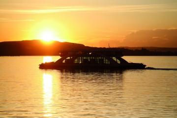 Dank 3-Tages-Pass über den Bodensee schippern