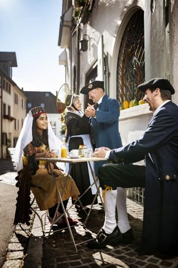 Herzstück der Heimattage: Landesfesttage