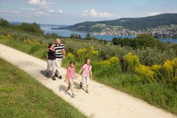 Panoramaweg von Öhningen nach Wangen