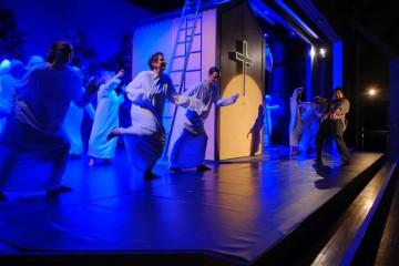 Mitreissende Choreografie und Musik