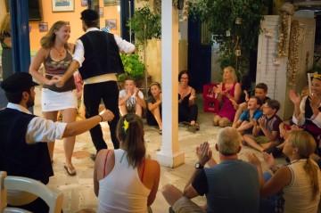 Griechisches Leben in Reinkultur