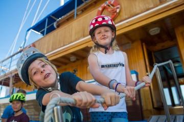 Aktivitäten, Spiel und Spass für Kindern