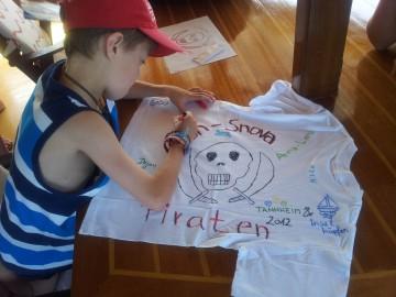 Kinderprogramm auf der San Snova