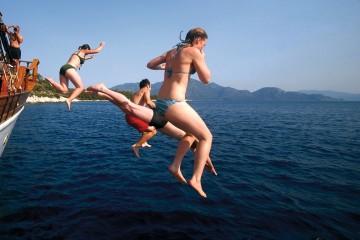 Erlebniskreuzfahrt durch die Ionischen Inseln
